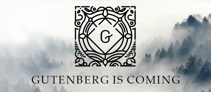 gutenberg-is-coming
