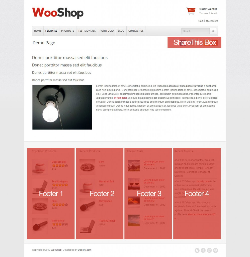 Demo-Page---WooShop