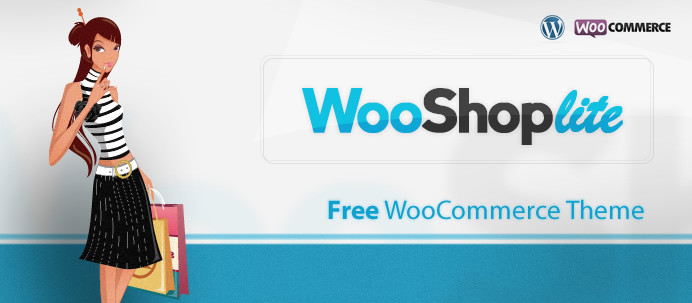 New WooShop Lite 2.0 Theme is available!